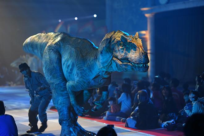 不思議な恐竜博物館1