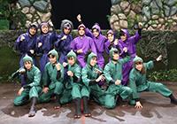 いよいよ開幕したミュージカル「忍たま乱太郎」第10弾再演!湯本健一、渡辺和貴、新井雄也、木村優良、秋沢健太朗、反橋宗一郎ら出演