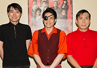 本日開幕!五関晃一(A.B.C-Z)が初の単独出演で挑む手塚治虫の不朽の名作「奇子」!